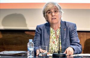 Ponsatí s'«excusa» per burlar-se de la situació de Madrid amb el coronavirus