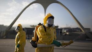 Quedarse en casa no frena la propagación de epidemias