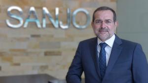 Santiago Cruz, CEO de Sanjo Group.