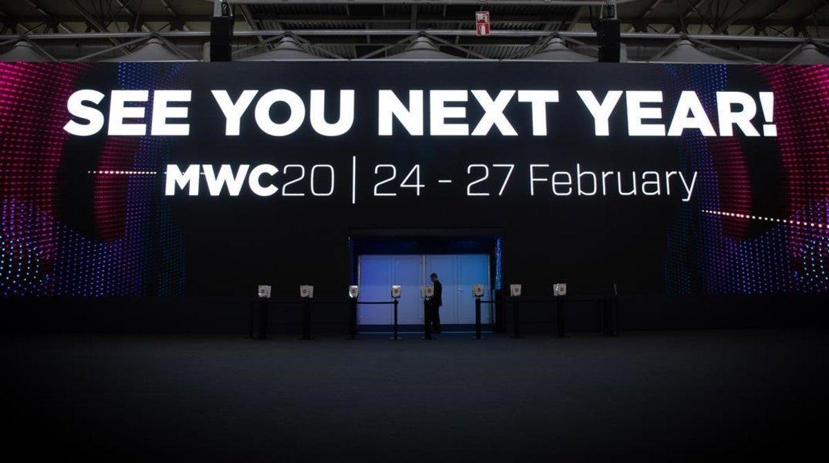 Cancel·lat el Mobile World Congress de Barcelona pel coronavirus