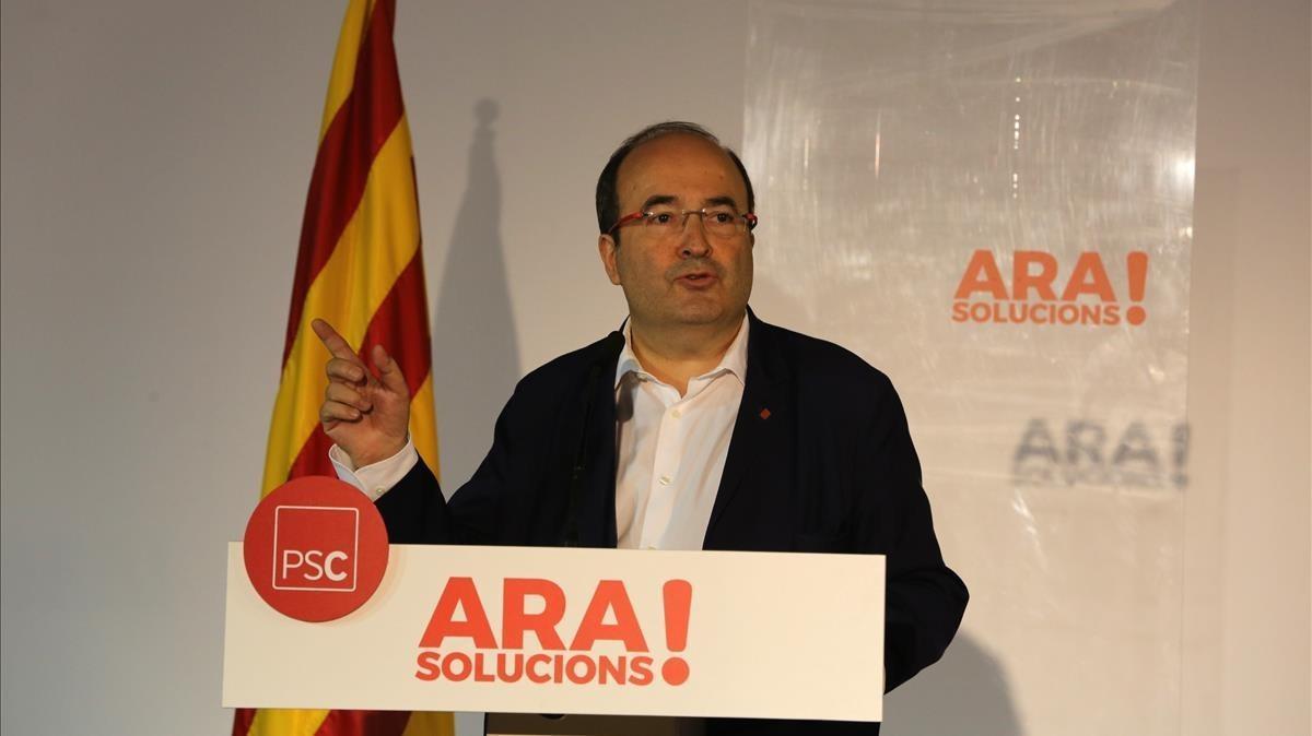 Tomarse en serio la Catalunya de los tres bloques