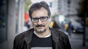 El escritor barcelonés Albert Sánchez Piñol.