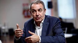 Zapatero: Nos va a llevar años recuperar la convivencia en Catalunya.