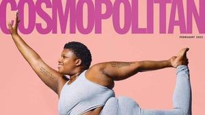 Portada de Cosmopolitan sobre la obesidad