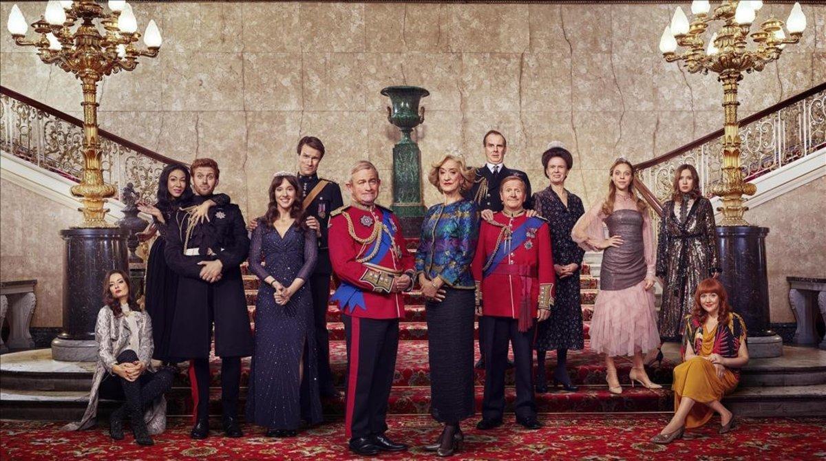'The Windsors': los 'royals' descacharrantes