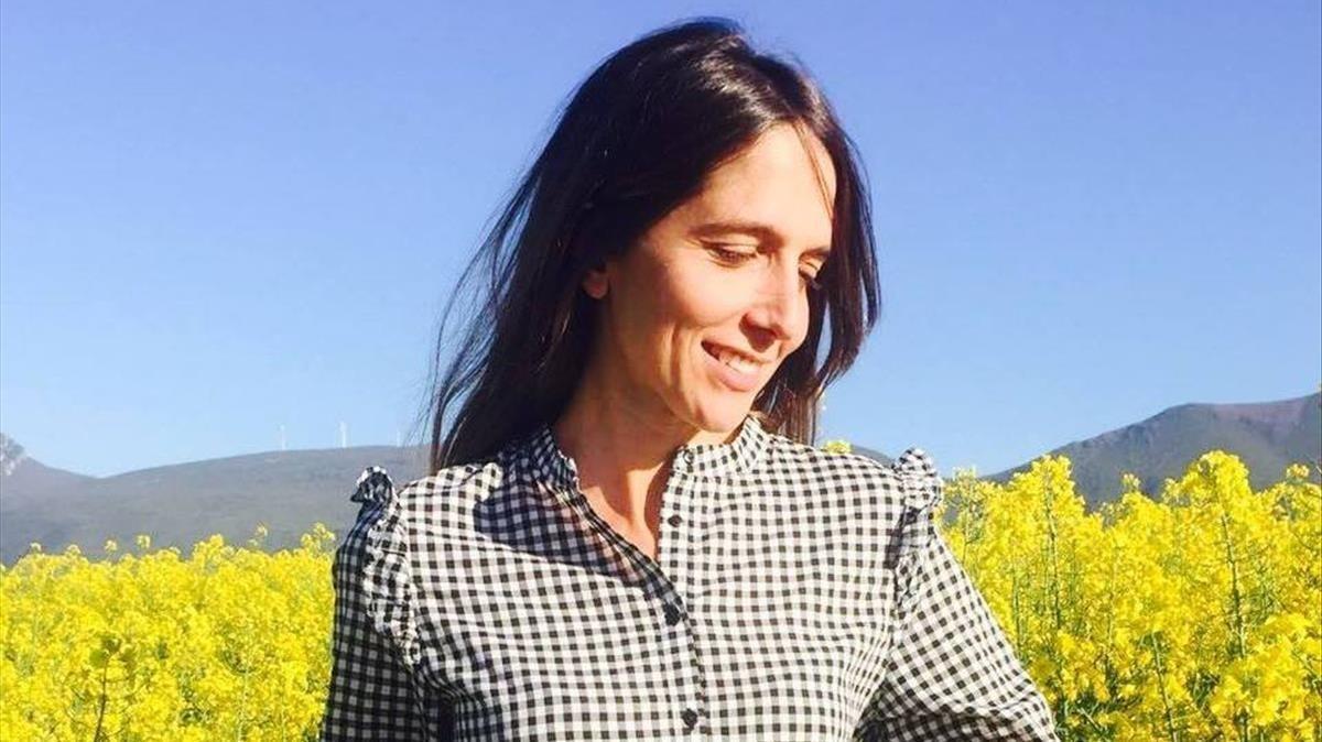 La escritora barcelonesa Laura Ferrero.