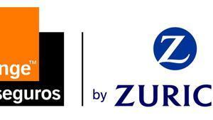 Nuevo logo de Orange Seguros by Zurich.