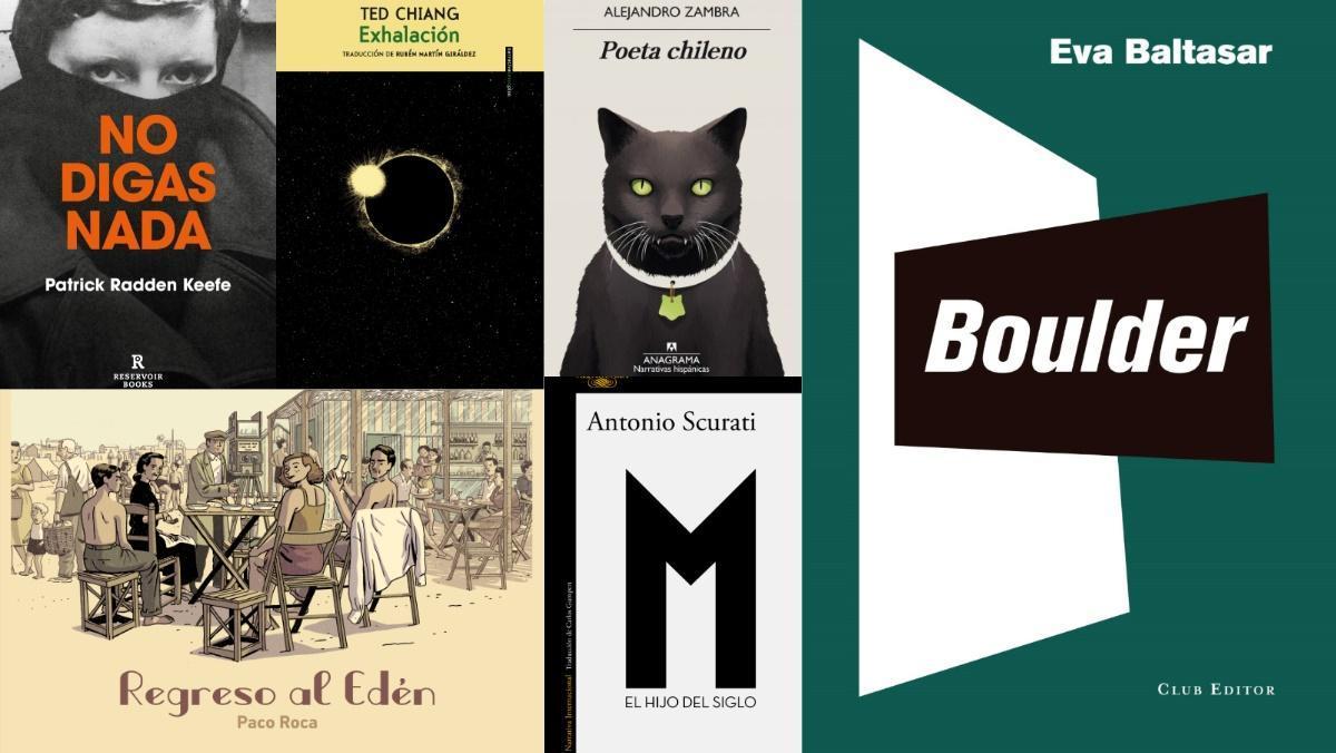 Los mejores libros del 2020, por género