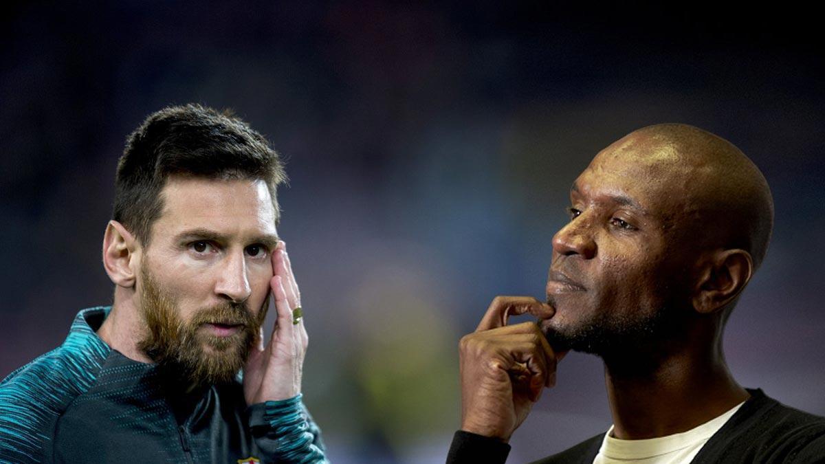 Messi a Abidal: Habría que dar nombres; si no se nos está ensuciando a todos.
