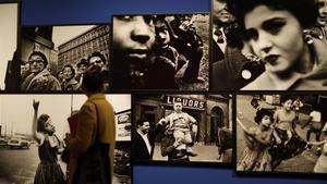 'Manifiesto', la exposicion de William Klein en La Pedrera.