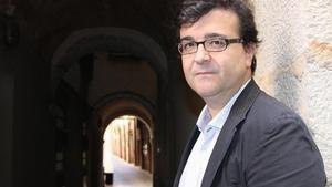 L'escriptor Javier Cercas.