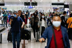 Los aeropuertos nipones pueden realizar actualmente unos 10.000 test diarios.