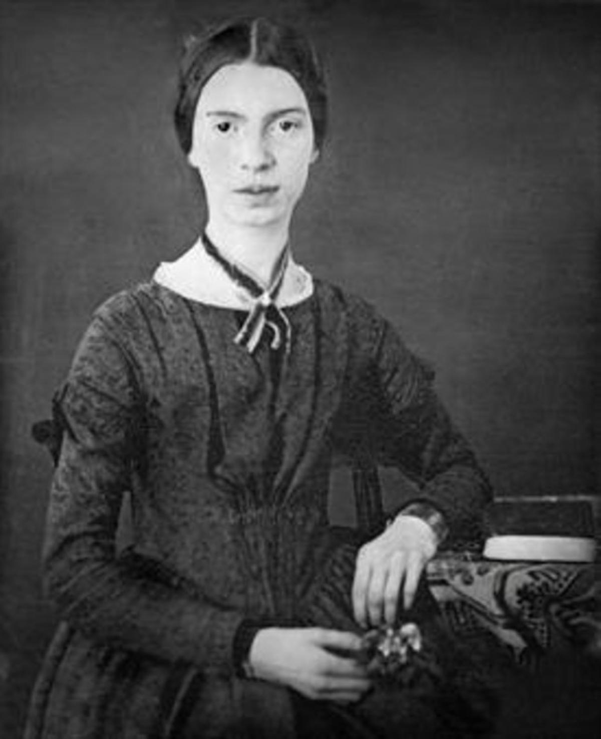 Sometida pero rebelde 8La escritora estadounidense Emily Dickinson.