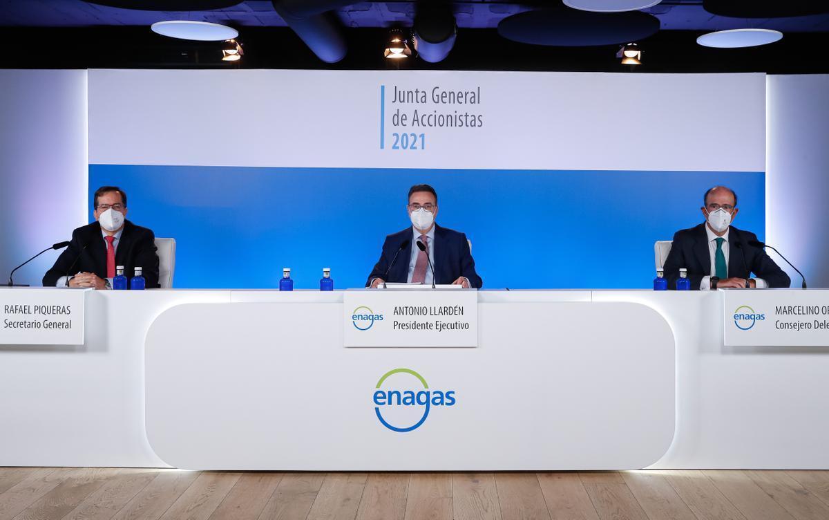 Enagás aspira a movilizar 6.000 millones de euros en proyectos de hidrógeno y biometano