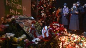La mort d'un jove sota custòdia policial atia les protestes a Bielorússia