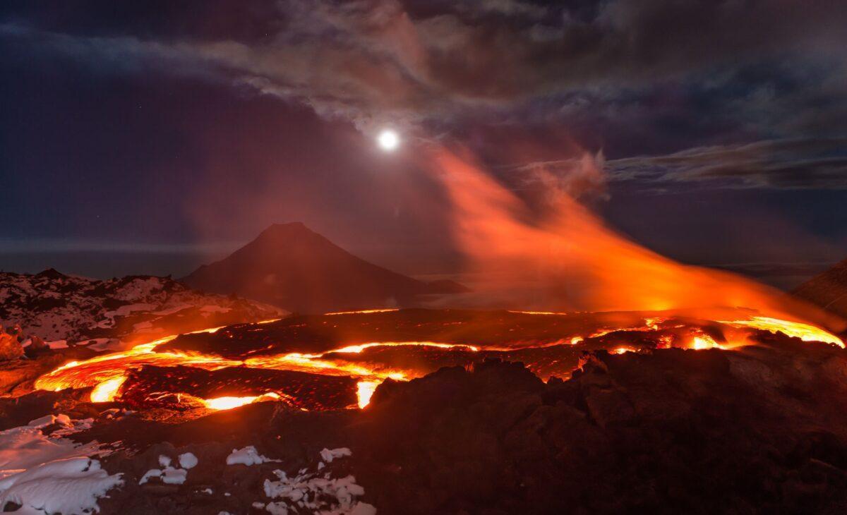 La dispersión de níquel habría causado la gran extinción del Pérmico