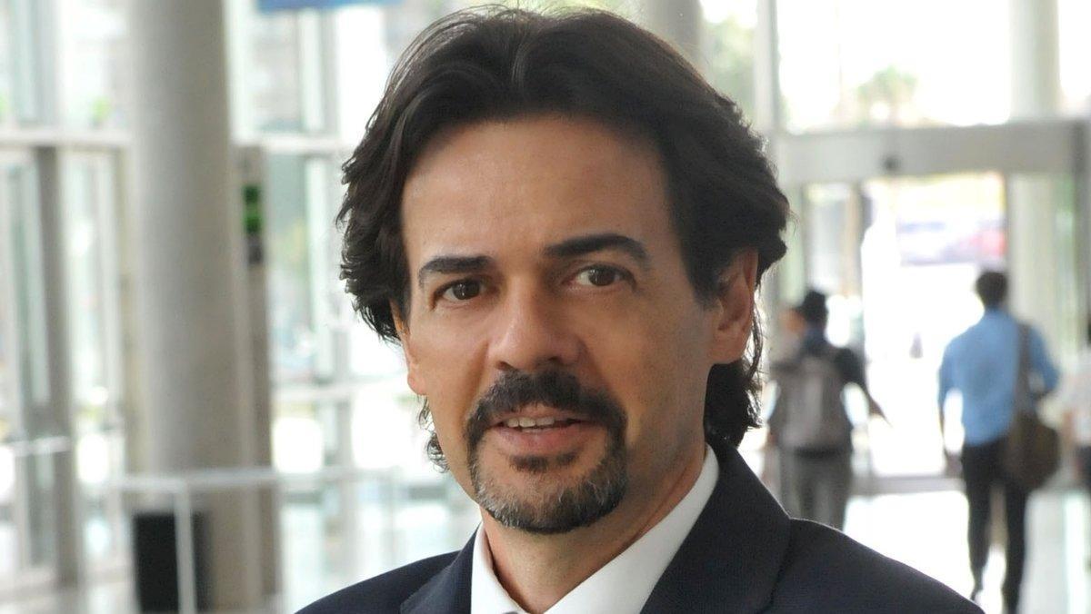 El catedrático de la Universitat Politècnica de València y director de iTeam, Narcís Cardona.