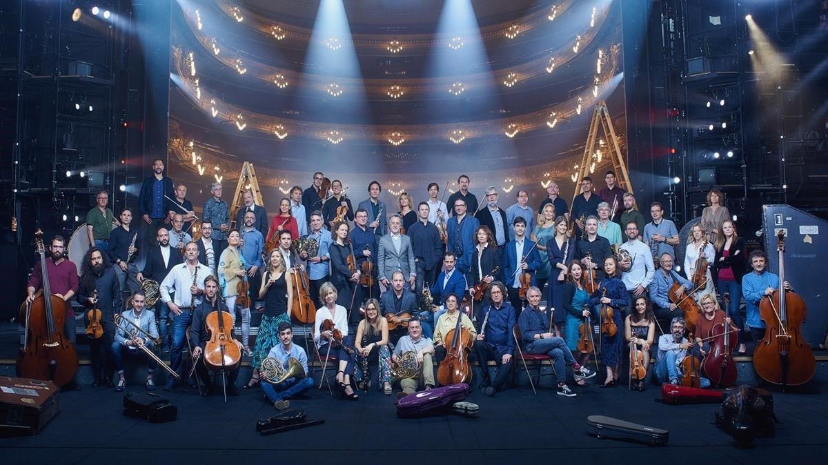 La Orquesta Sinfónica del Liceu prepara un inicio de temporada diferente.