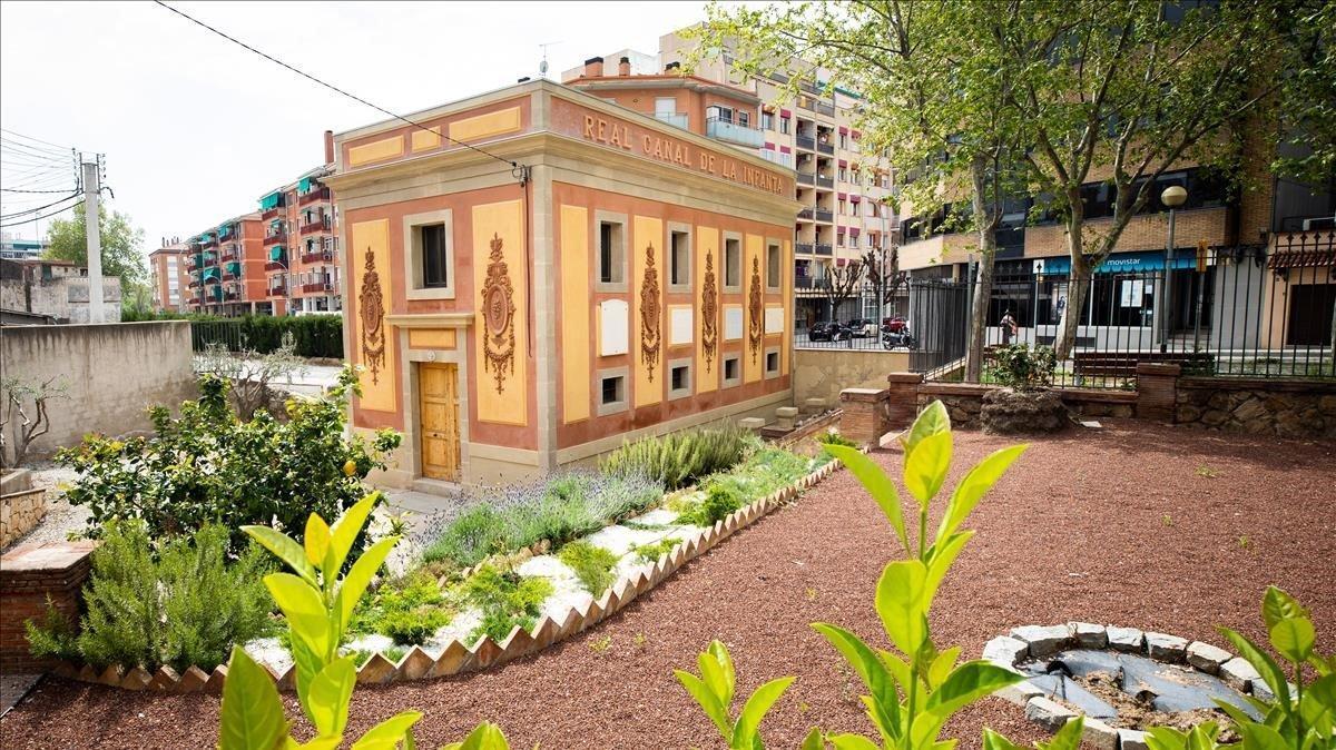 Barcelona projecta recuperar el Canal de la Infanta com a via verda