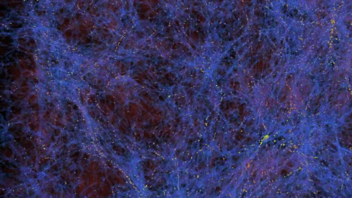 La materia oscura se ocultaría en una dimensión desconocida