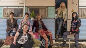 Fox pone fecha al estreno de 'Vis a vis: el oasis', el último atraco de Maca y Zulema