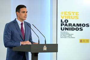 Sánchez prescindeix dels seus puntals en el Govern i reforça el PSOE
