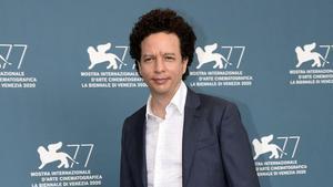 El cineasta mexicano Michel Franco, este jueves en la Mostra.