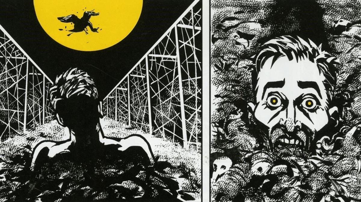 Dos viñetas de 'Yo, loco'.
