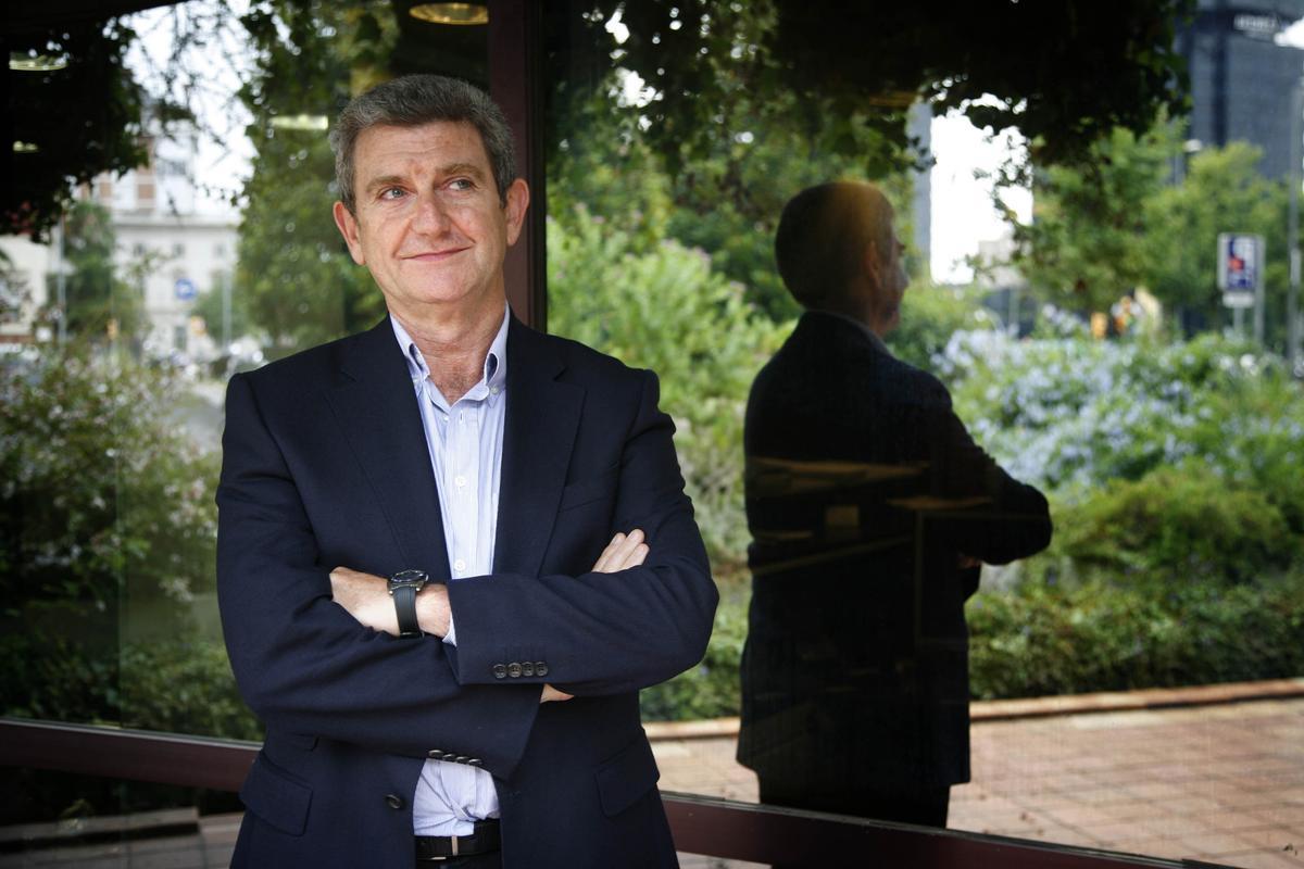 El presidente de RTVE, José Manuel Pérez Tornero