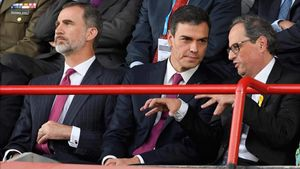 Felipe VI y Pedro Sánchez asistirán a la inauguración del Salón del Automóvil.