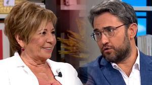 Dos exministros en TVE: Celia Villalobos se estrena en el programa de Máximo Huerta