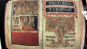 Edición facsímil del Códice Calixtino.