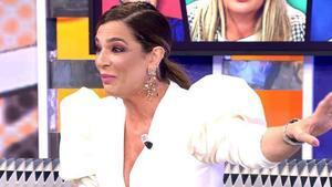 """Raquel Bollo se muestra crítica tras la docuserie de Rocío Carrasco: """"Si digo lo que pienso, a lo mejor me echan de plató"""""""