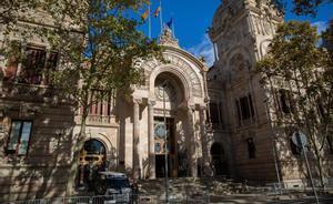 22 11 2018 Facana del Tribunal Superior de Justicia de Catalunya  POLITICA ESPANA EUROPA CATALUNA ESPANA EUROPA CATALUNA BARCELONA AUTONOMIAS JUSTICIA  DAVID ZORRAKINO - EUROPA PRESS