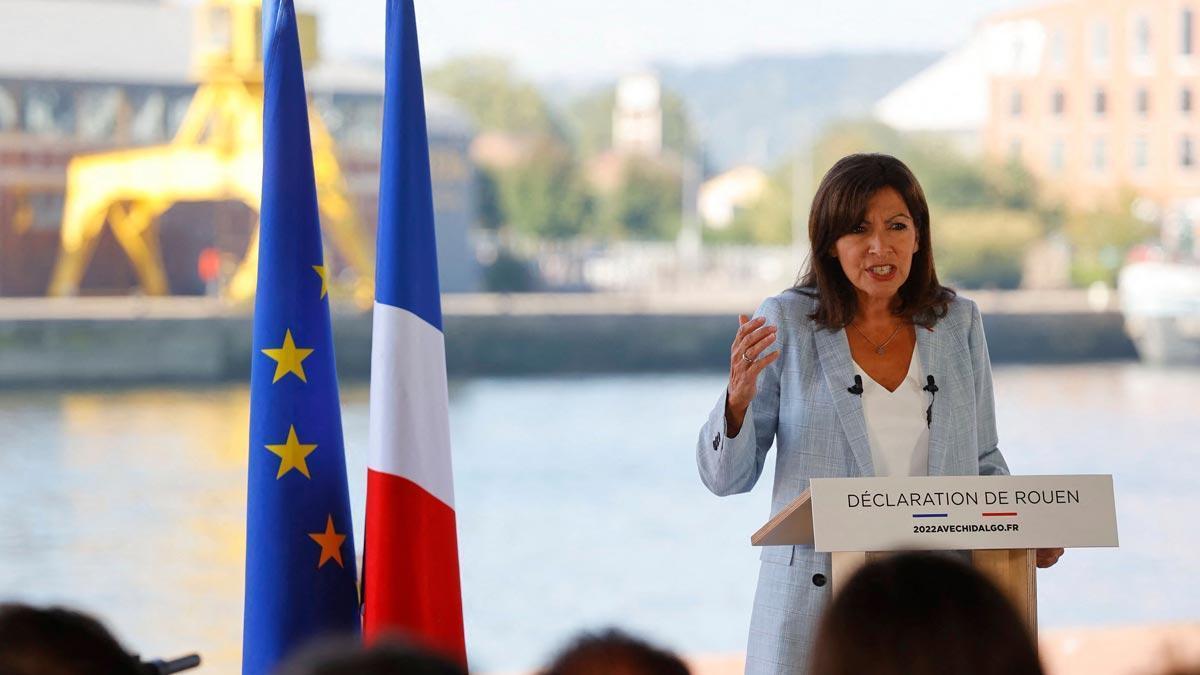 Anne Hidalgo: una candidata a l'Elisi amb arrels republicanes espanyoles
