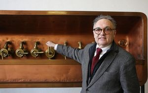 Carles Cervantes: «L'arxiu és un homenatge als treballadors anònims»