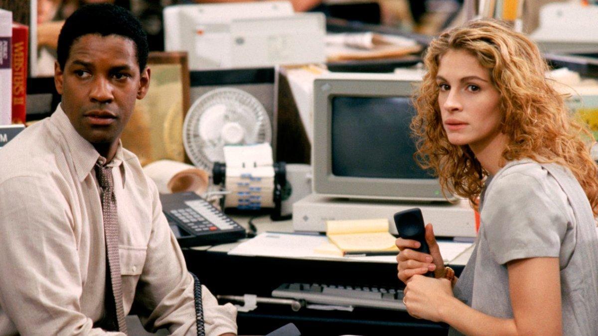 Escena de 'El informe pelícano'.
