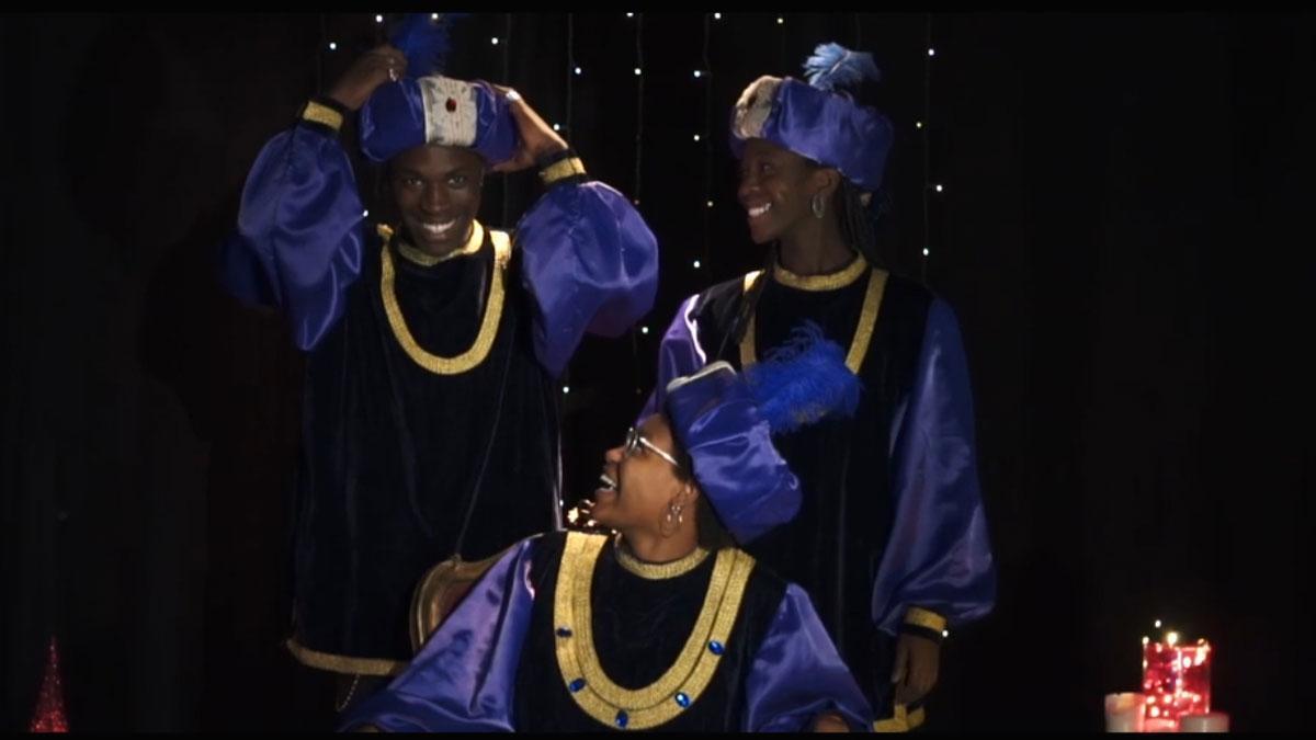 Campaña para que las cabalgatas de Reyes incluyan este año a personas negras haciendo de rey Baltasar.