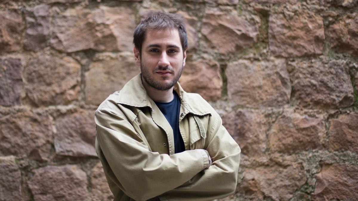 El antropólogo Josep  Roca.