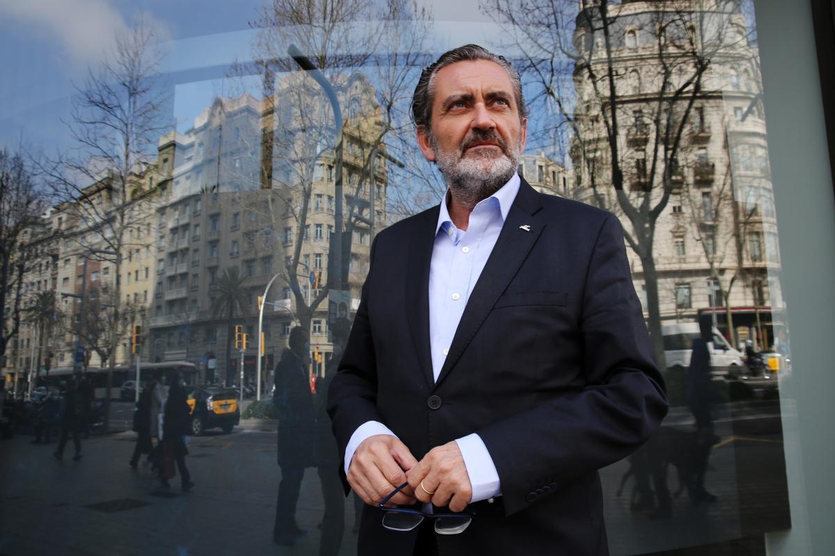 Pere Barrios se presenta como candidato a presidir la patronal Pimec.