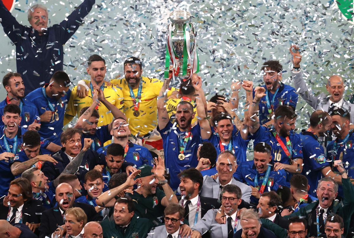 Final de la Eurocopa: del Maracanazo al Wembleyazo