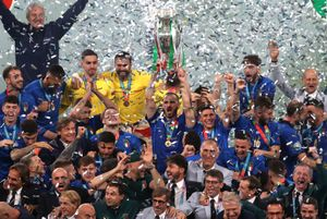 Italia conquista la Eurocopa y castiga la cobardía de Inglaterra