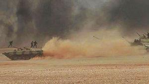 Imagen del conflicto entre Rabat y el Polisario tras reanudarse las hostilidades.