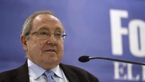 José Luis Bonet, presidente de Freixenet y de la Cámara de Comercio de España.