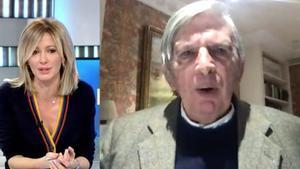 'Espejo Público' torna a ser el tercer dels matins en audiència per tercer mes consecutiu