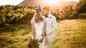 Las bodas al aire libre, en entorno naturales hermosos, serán la tendencia este año.