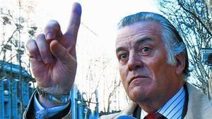 Luis Bárcenas, fue un de los primeros en regularizar su situación.