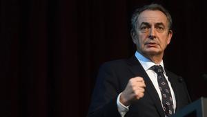 Zapatero reclama que Barcelona sigui la capital mundial de la pau