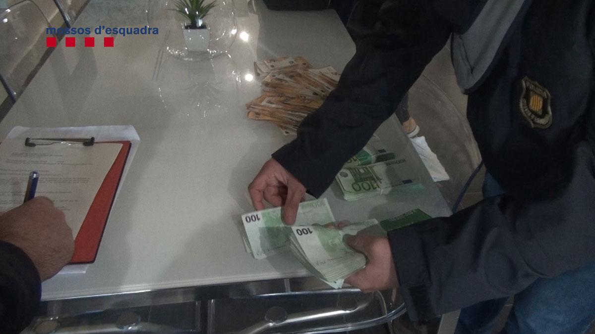 Desmantelado un grupo criminal por estafar más de 730.000 euros a entidades bancarias con un entramado societario fraudulento