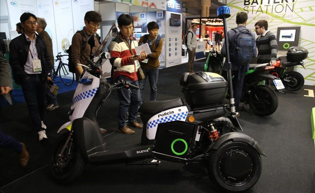 La Smart City Expo.